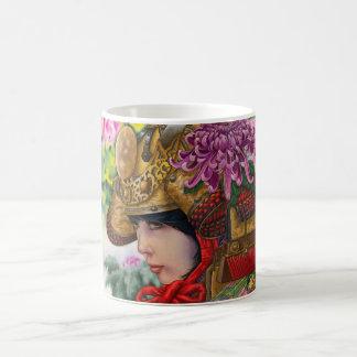 """""""Chrysanthemum"""" mug"""