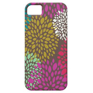 Chrysanthemum Splash iPhone 5 Cover
