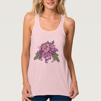 Chrysanthemum Tank Top