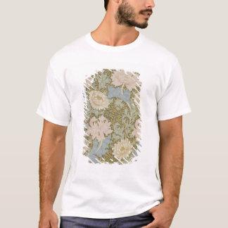 'Chrysanthemum' wallpaper, 1876 (wallpaper) T-Shirt