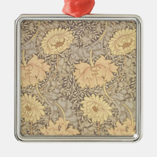 'Chrysanthemum' wallpaper design, 1876 Christmas Ornament