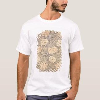 'Chrysanthemum' wallpaper design, 1876 T-Shirt