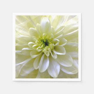 CHRYSANTHEMUMS DISPOSABLE NAPKIN
