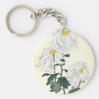 Chrysanthemums Key Chains