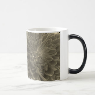 chrysanthemums magic mug