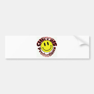 Chrysis Bulk Car Bumper Sticker