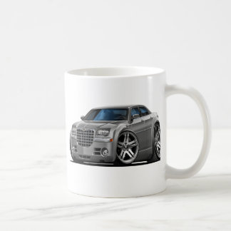 Chrysler 300 Grey Car Coffee Mug