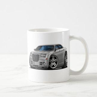 Chrysler 300 Silver Car Coffee Mug