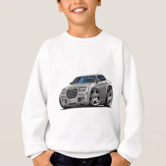 Chrysler 300 Silver Car Sweatshirt