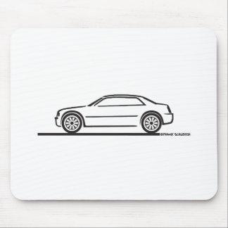 Chrysler 300C Mousepads