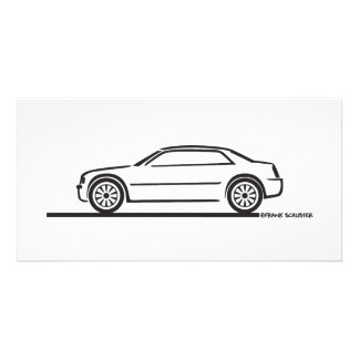 Chrysler 300C Photo Cards