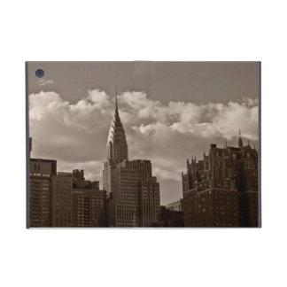 Chrysler Building and New York Skyline Cases For iPad Mini