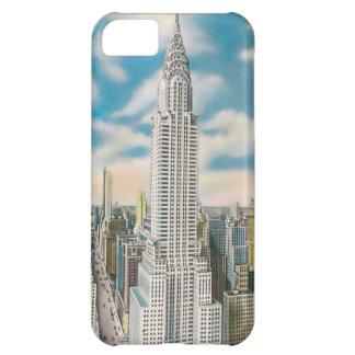 Chrysler Building iPhone 5C Cases