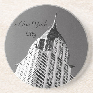 Chrysler Building Coaster