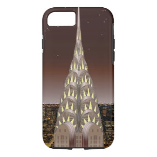 Chrysler Building iPhone 7 Tough Case