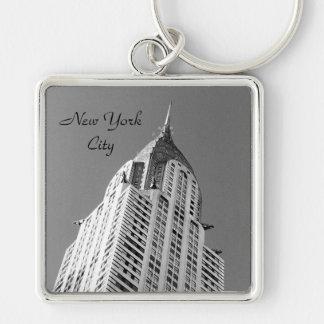 Chrysler Building NYC Premium Keychain