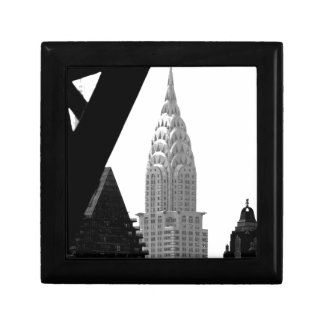 Chrysler Building Spire Small Square Gift Box