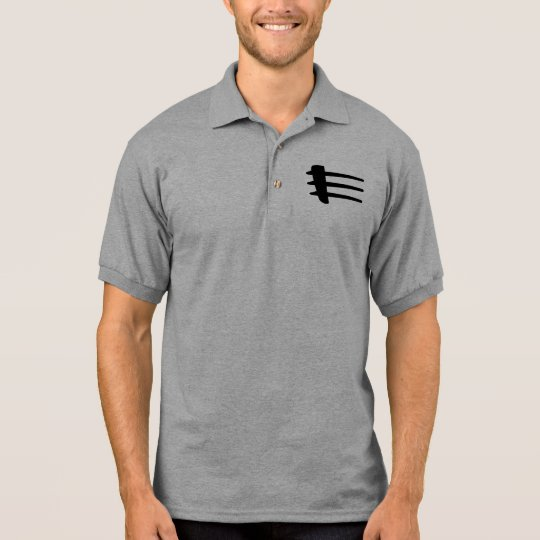 Chrysler Crossfire Side Strake Polo Shirt