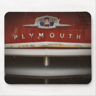 Chrysler Plymouth Mouse Pads