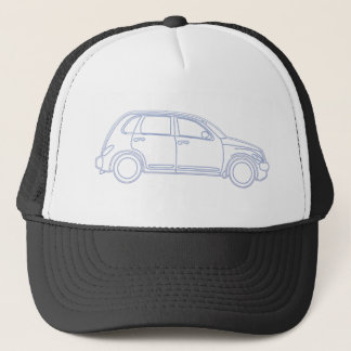 Chrysler PT Cruiser Trucker Hat