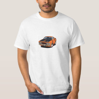 Chrysler Valiant E38 Charger 'Tango' Tee Shirt