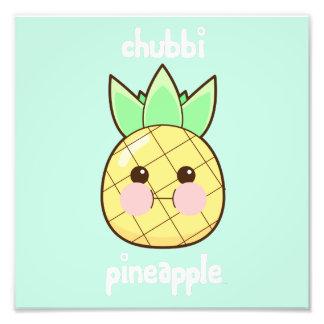 Chubbi Pineapple Photograph