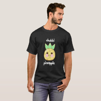 Chubbi Pineapple T-Shirt