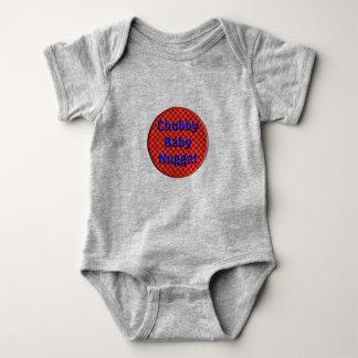 Chubby Baby Nugget Baby Bodysuit