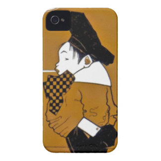 Chubby Boy iPhone 4 Cases