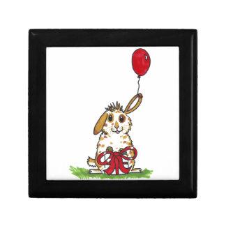 Chubby bunny birthday 'Molly' Gift Box