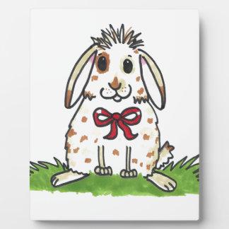 Chubby bunny 'Mini' Design Plaque