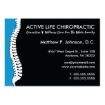 Chubby Chiropractic Business Cards