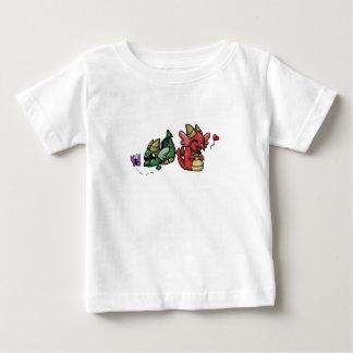Chubby Dragons Baby T-Shirt