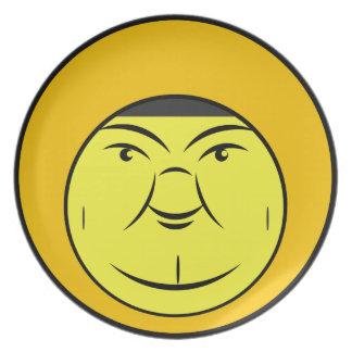 Chubby Face Plate