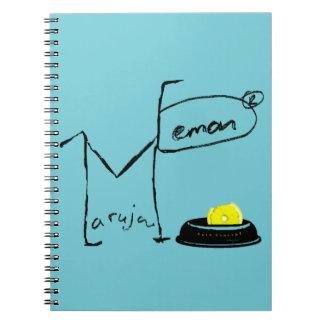 Chuchito Notebooks