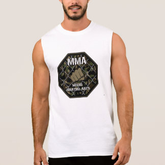 Chuck Camo Sleeveless T-shirt