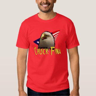 Chuck Fina T-shirt