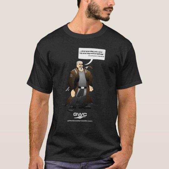 Chuck Quote Shirt: Evil Crapbag T-Shirt
