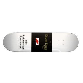 chuckdisse5 Indie Rock American Underground Skateboard Decks