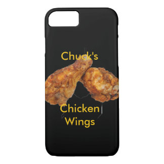 Chuck's Chicken Wings Phone Case