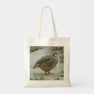 Chukar Partridge Budget Tote Bag