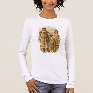 Chukchi Nomads, engraved by Winckelmann and Sons ( Long Sleeve T-Shirt
