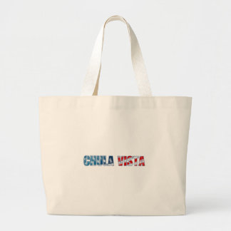 Chula Vista Jumbo Tote Bag