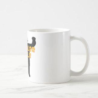 Chumlee Style Coffee Mug