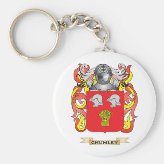 Chumley Coat of Arms Key Chains