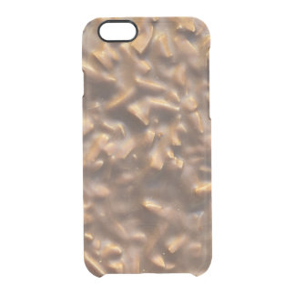 Chunky Chocolate Clear iPhone 6/6S Case