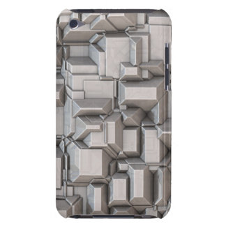 Chunky Heavy Metal Cubes iPod Touch Cover