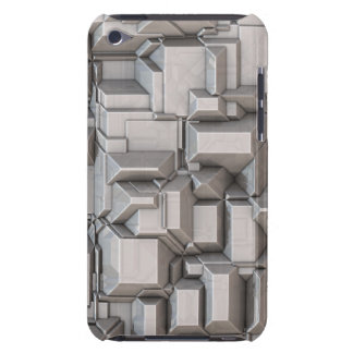 Chunky Heavy Metal Cubes Case-Mate iPod Touch Case