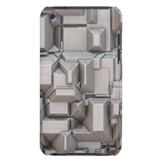 Chunky Heavy Metal Cubes iPod Touch Cases