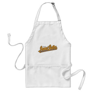 Chunky Peanut Butter Aprons